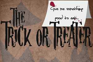 Eric England's the trick or treater