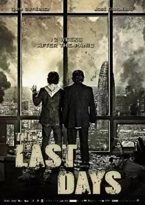the-last-days-dvd