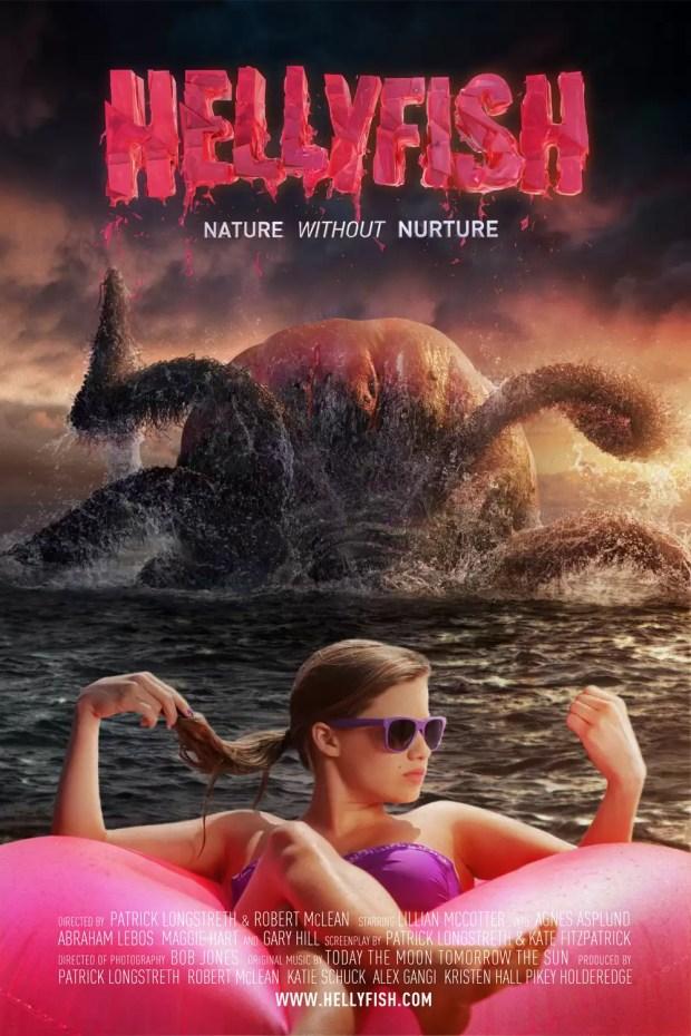 Hellyfish-Poster