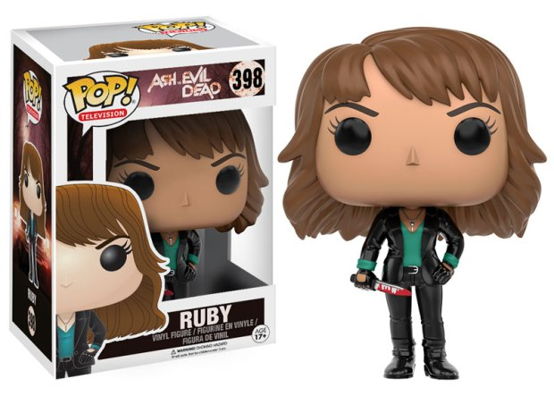 Ruby Knowby - Ash Evil Dead - Funko Pop
