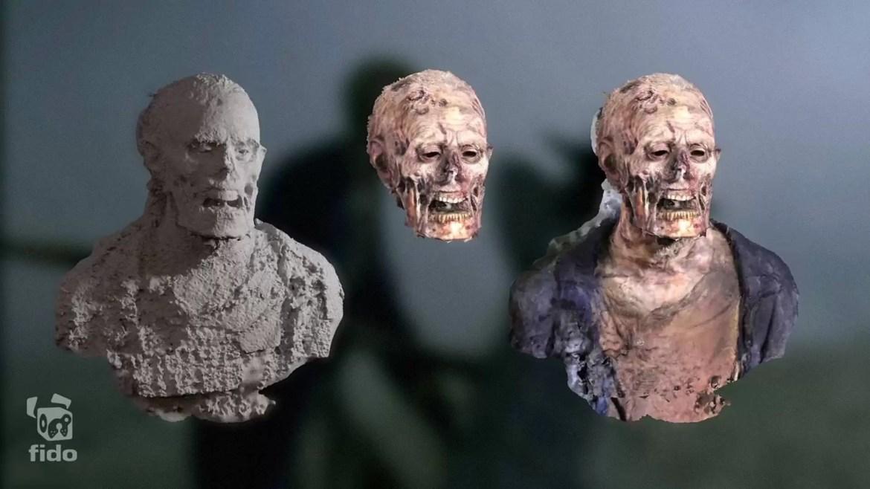 Masterclass Slashing Zombies: A Visual Artform door Staffan Linder