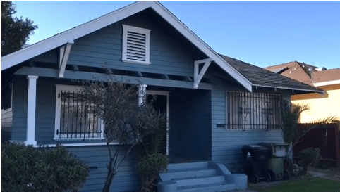 Project -Exterior Paint – Taxcote