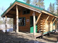 Public Use Byers Lake Cabin #3