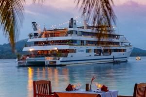 Fiji's Blue Lagoon Cruises
