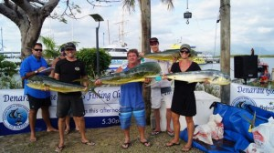 Tuna Levu Fishing Tournament