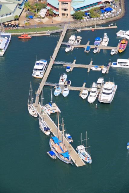 Port Denarau Marina Heli Shots October 2015 - 21 of 33