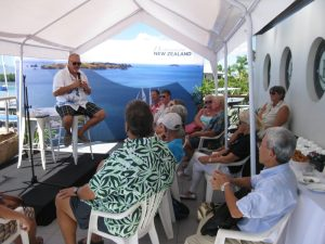 Fiji - Photo 3 - A range of seminars ........