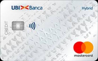 Carte di credito Hybrid   UBI Banca