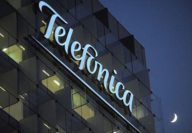 TELEFÔNICA APRE NUOVI LAVORI