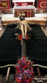 Buena Muerte de la Hiniesta. Viacrucis 2017 | Miguel Ángel Badía