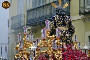 Oración en el Huerto de Monte-Sión. Viacrucis de Sevilla 2017 | Javier Fortúnez