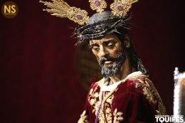 Jesús Nazareno del Silencio. Besapies 2017 | Tomás Quifes