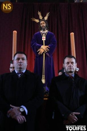 Jesús Cautivo y Rescatado. Viacrucis 2017 | Tomás Quifes