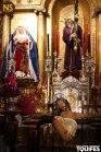 Cristo de San Agustín de San Roque. Besapies 2017 | Tomás Quifes
