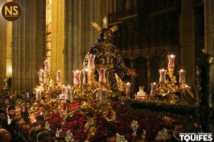 Oración en el Huerto de Monte-Sión. Viacrucis de Sevilla 2017 | Tomás Quifes