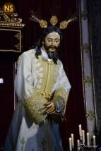 Silencio en el desprecio de Herodes, la Amargura. Besamanos 2017   Baltasar Núéz