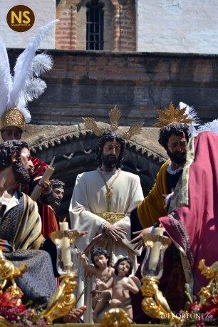 Jesús de la Paz, El Carmen. Miércoles Santo 2017 | Javier Fortúnez