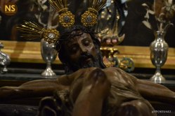 Cristo de Burgos. Besapiés 2017   Javier Fortúnez