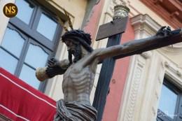Cristo del Buen Fin. Miércoles Santo 2017 | Baltasar Núñez