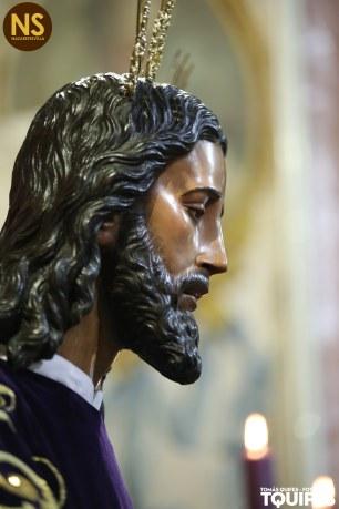 Jesús de la Redención. Besapiés 2017   Tomás Quifes