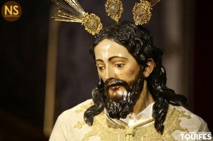 Silencio en el desprecio de Herodes, la Amargura. Besamanos 2017   Tomás Quifes