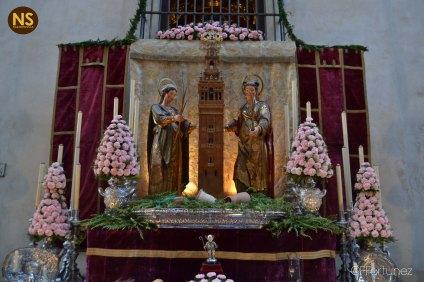 Altares de Corpus 2017   Javier Fortúnez