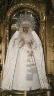 Virgen de la Candelaria. Verano 2017 | Hermandad