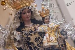 Carmen del Santo Ángel. Procesión 2017 | José Carlos B. Casquet