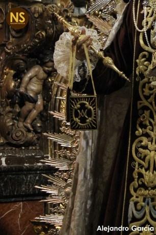 Carmen del Puente de Triana. Besamanos 2017 | Alejandro García