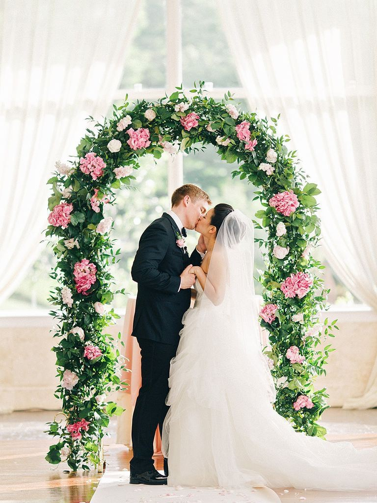 Arch Decorations For Weddings Modern Arches Decorated Amazing Wedding With Flowers 77 About
