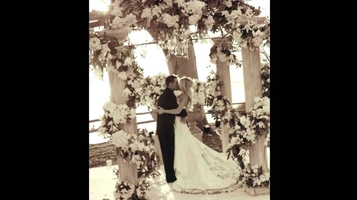 Arch Decorations For Weddings Wedding Arch Ideas Youtube