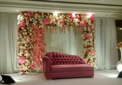Backdrop Decoration For Wedding Diy Wedding Backdrop Decorating Ideas Youtube