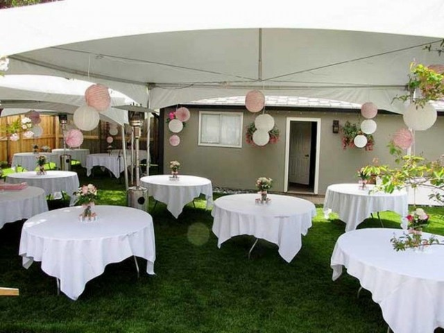 Backyard Wedding Decoration Ideas Cheap Ways To Decorate Your Backyard Tagged Cheap Backyard Wedding