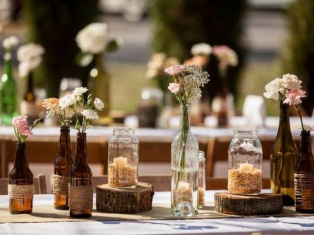 Barn Wedding Decor Fall Wedding Centerpieces Diy Amazon Rustic Table Primitive Country