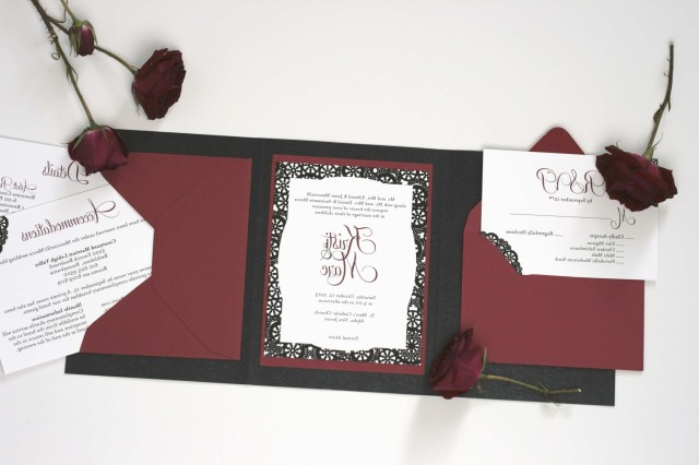 Black And Red Wedding Invitations Lovely Red Wedding Invitations Cards Of Red And Black Wedding Card