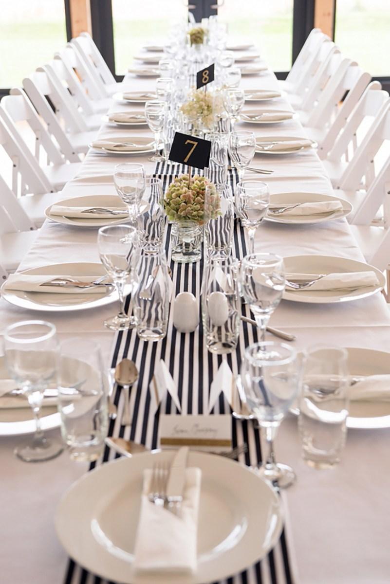 Black And White Wedding Decor Black And White Wedding Theme Wedding Ideas Colour Chwv