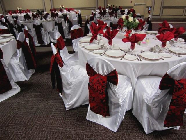 Black And White Wedding Decor Red Black White Wedding Decorations Red Black And White Wedding