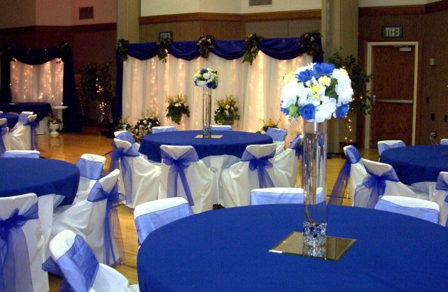 Blue And White Wedding Decor Ideas Blue And White Wedding Decor Ideas Modern Concept Royal Blue And