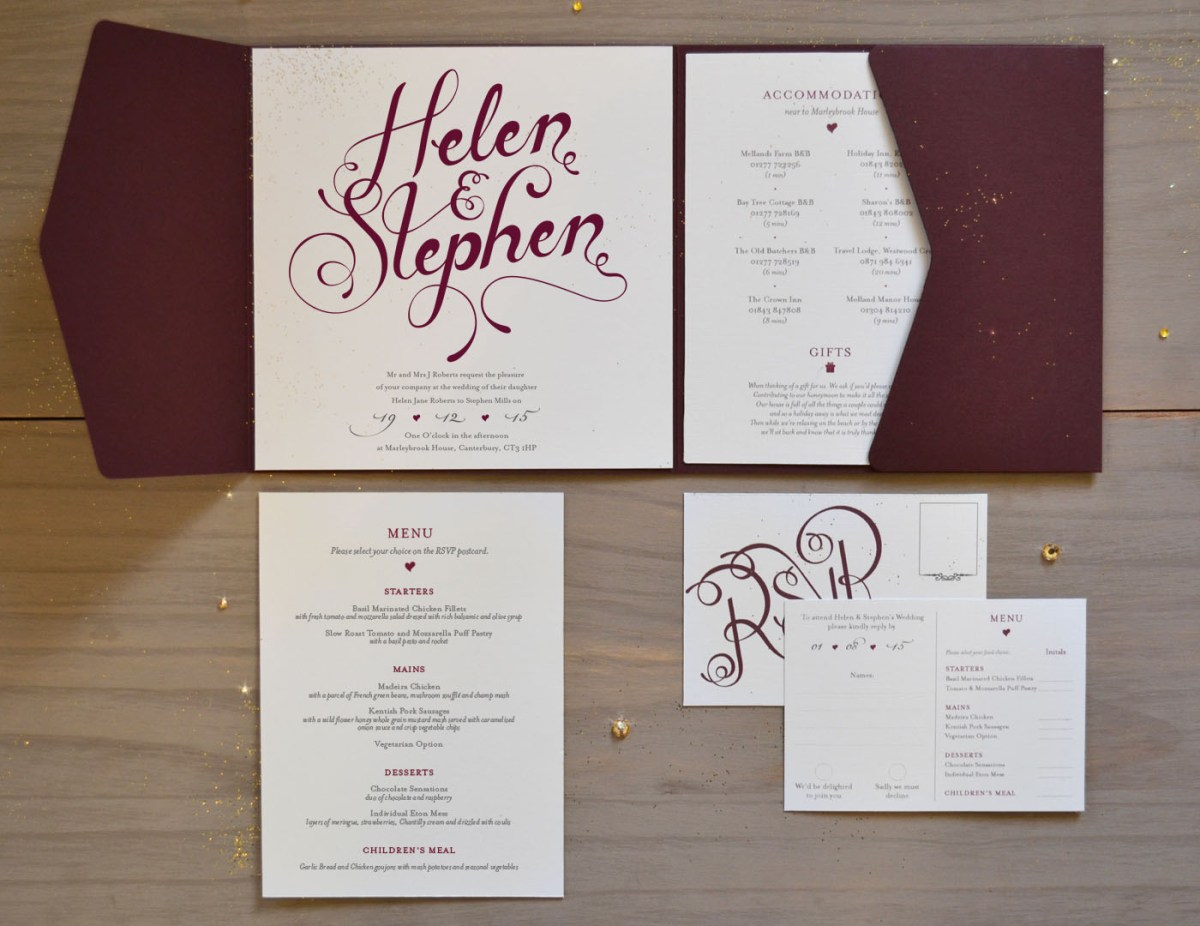 30+ Pretty Photo of Burgundy Wedding Invitations