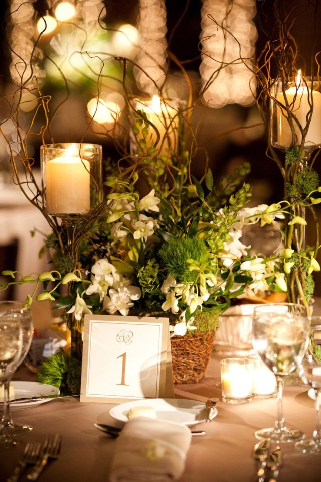 Candle Decorations For Wedding Ceremony 21 Intimate Wedding Ideas Using Candles Modwedding