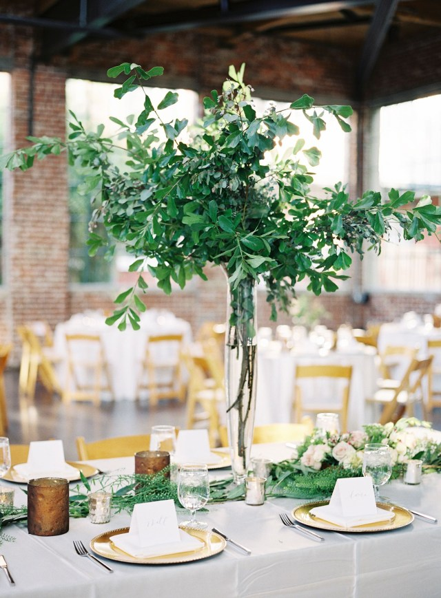 Cheap Wedding Decorations For Tables 15 Best Greenery Wedding Centerpieces Green Centerpieces For Wedding