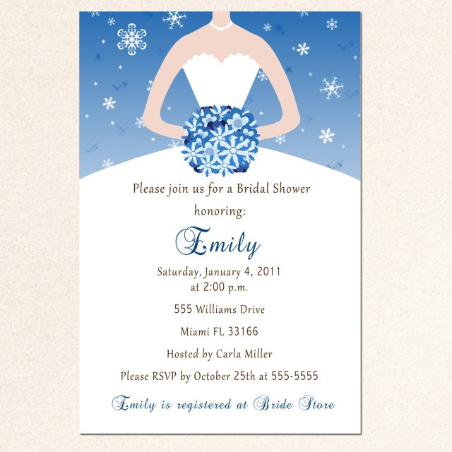 Cheap Wedding Shower Invitations Photo Cheap Bridal Shower Invitation Image