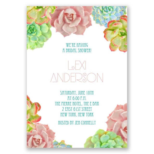 Cheap Wedding Shower Invitations Wedding Accessories Gorgeous Bridal Shower Invitations Same Day