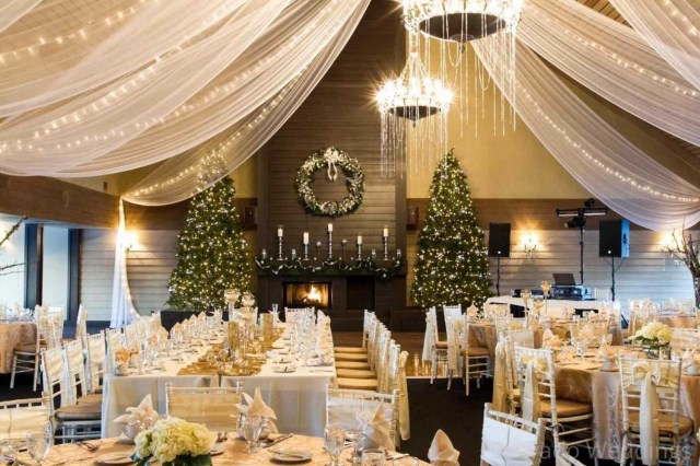 Christmas Wedding Decorations Christmas Wedding Decorations Church Exinprojects