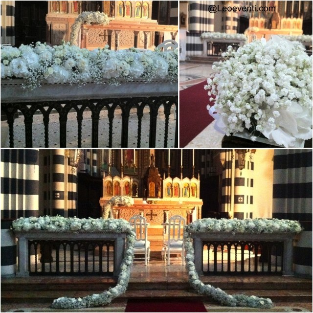 Church Wedding Decorations Ideas Church Wedding Decorations Ideas For Your Wedding In Italy Leo Eventi