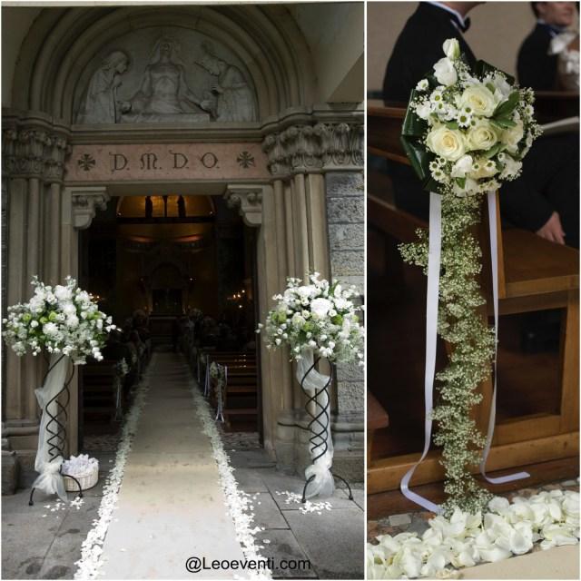 Church Wedding Decorations Ideas Church Wedding Decorations Ideas For Your Wedding In Italy Leo Eventi