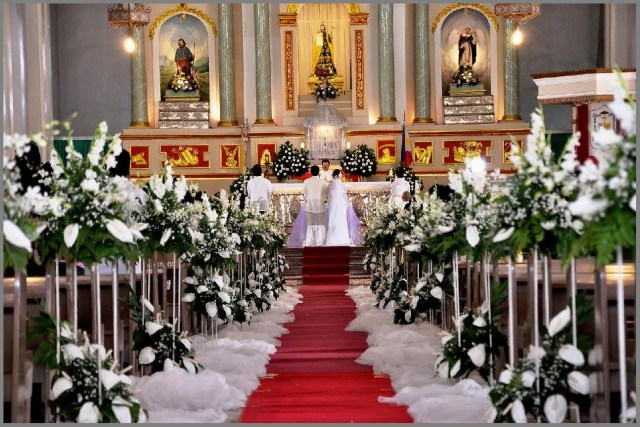 Church Wedding Decorations Ideas Wonderfull Church Wedding Decorations Creapsdrake