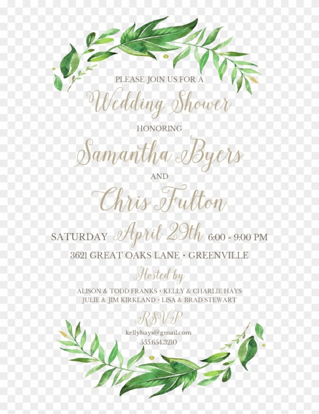 Coed Wedding Shower Invitations Wedding Invitation Sparkling Couples Wedding Shower Couple Shower