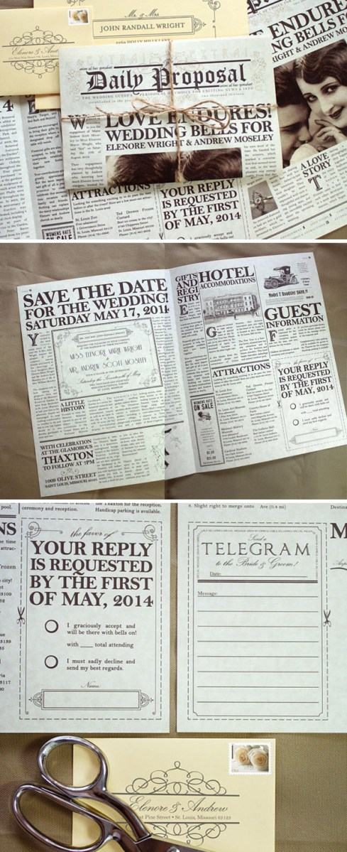 Cool Wedding Invitations 101 Creative Wedding Invitations That No One Would Dare To Resist