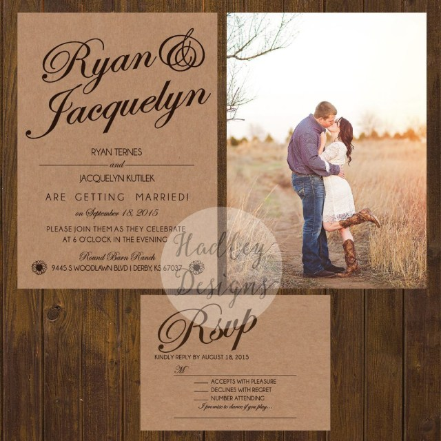 Country Wedding Invitations Cheap Rustic Wedding Invitations Country Wedding Invitations Western